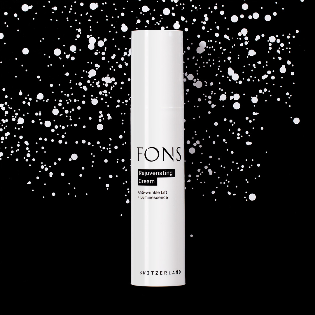 FONS Rejuvenating Cream - Anti-Aging Gesichtscreme